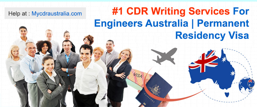 CDR Writing Services For Engineers Australia