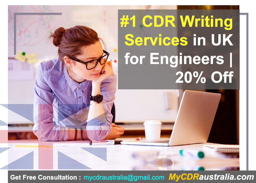 CDR Writing Services in UK