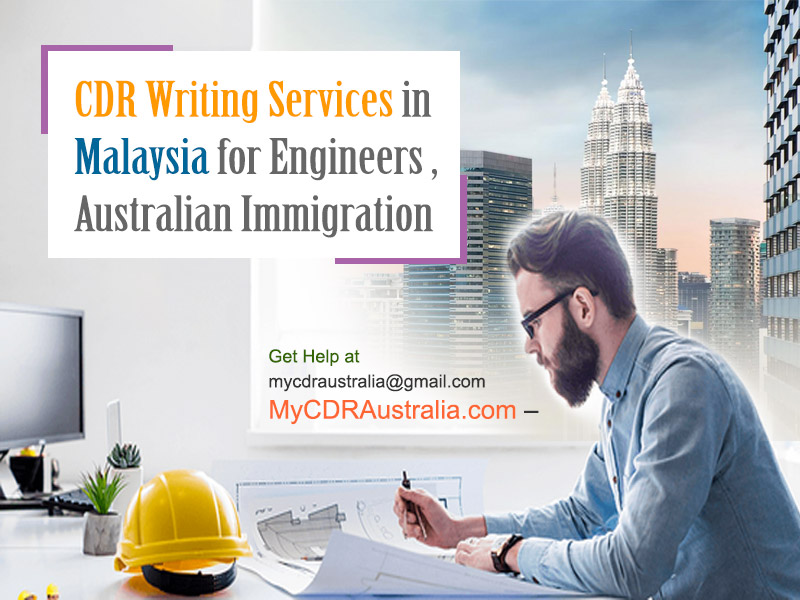 CDR Writing Services in Malaysia